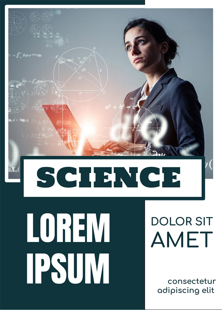 Science Poster Template for Google Docs
